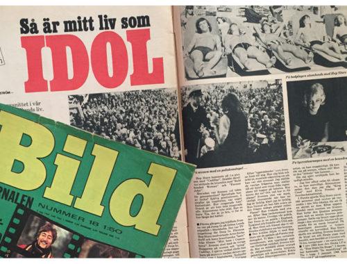 Svenne Hedlund collage