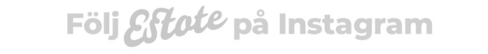 Gilla estote på instagram logo